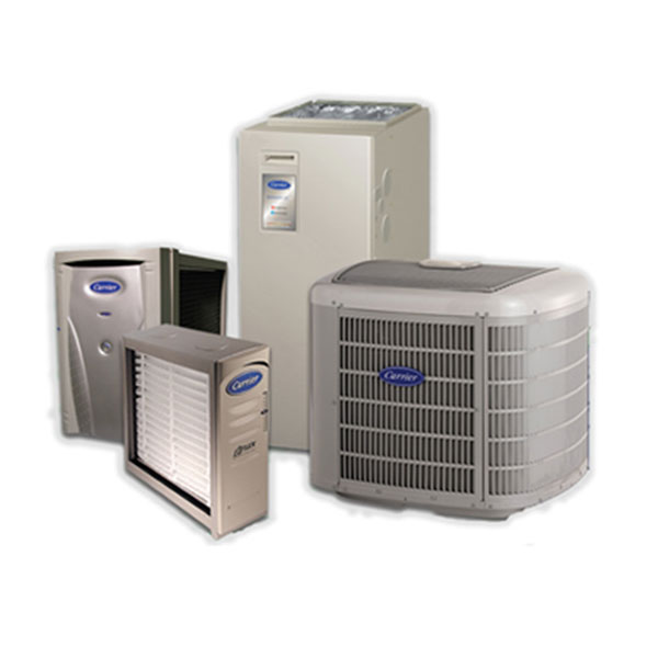 Carrier Central heat pump